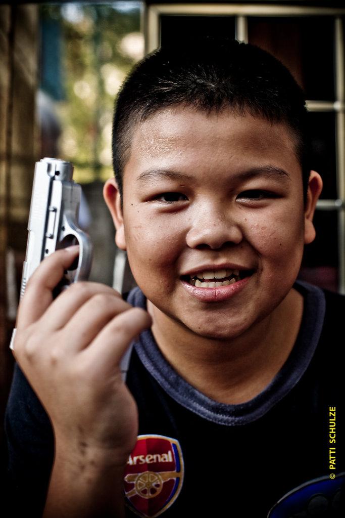 Young boy / Thailand