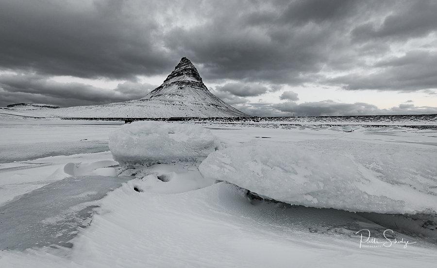 Mt Kirkjufell - Iceland